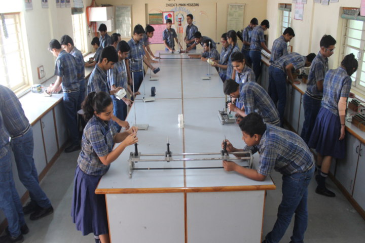 Divine Child School-Physics Lab