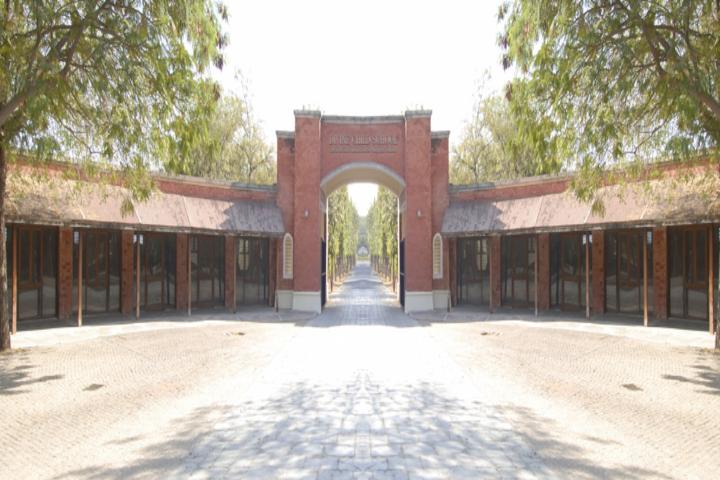 Divine Child School-School Front View