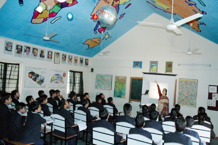 Divine Child School-Social Lab