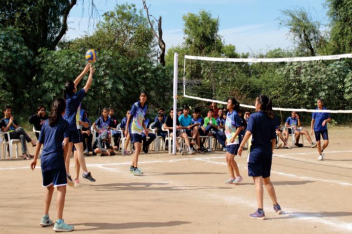 Divine Child School-Sports