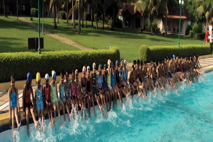 Divine Child School-Swimming Pool