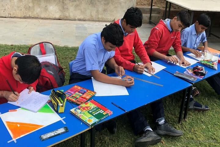 Divya Jyot School-Activity