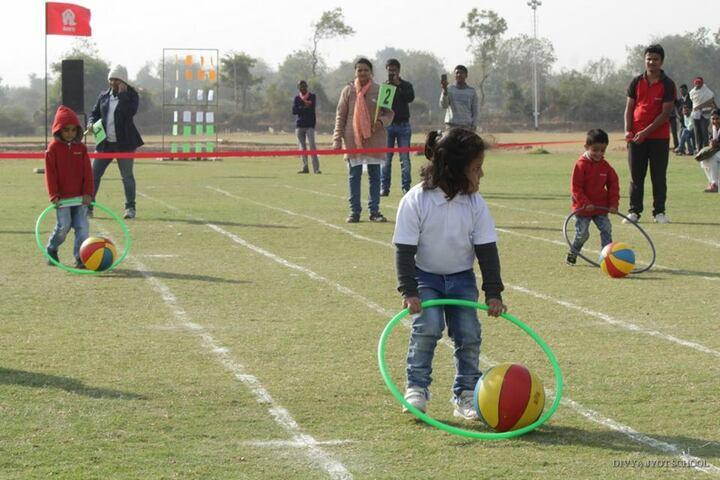 Divya Jyot School-Playing