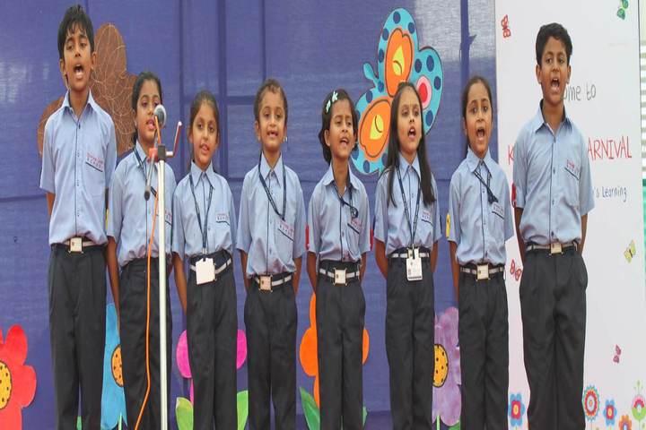 Divya Jyot School-Singing