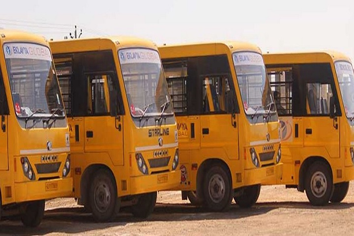Eklavya Global School-Transport