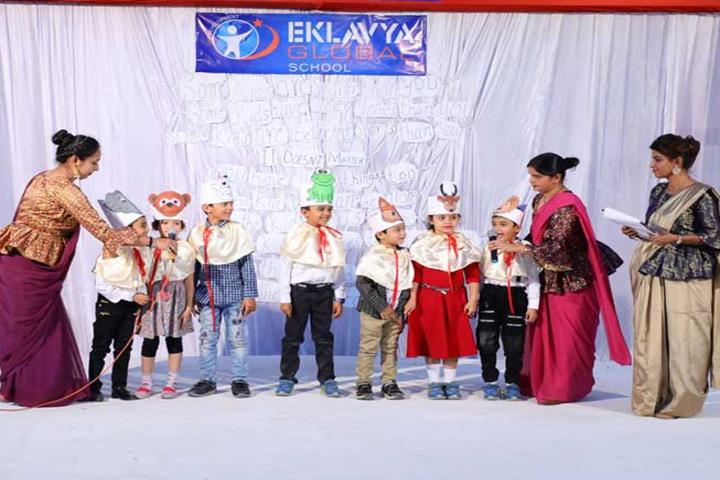 Eklavya Global School-Activity-1