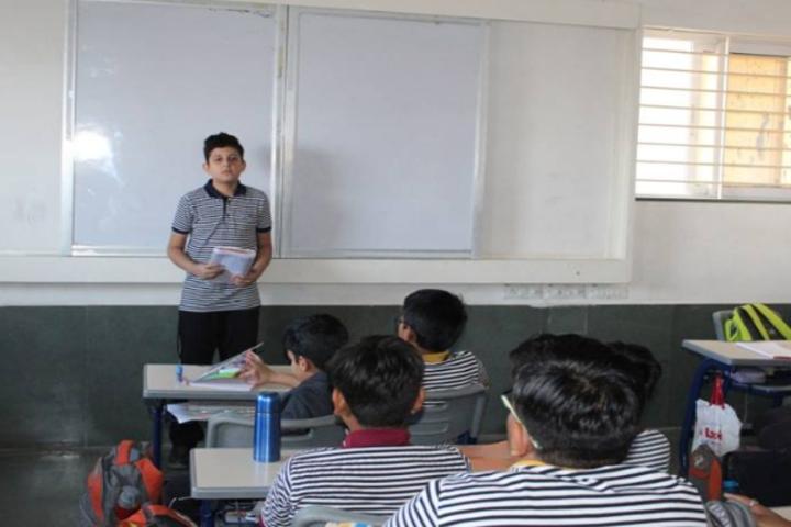 Eklavya Global School-Classroom