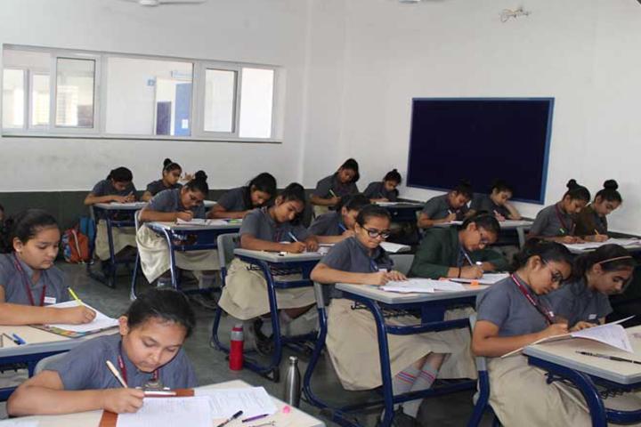 Eklavya Global School-Examination