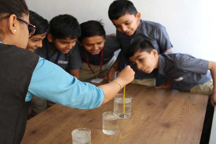 Eklavya Global School-Science-Lab