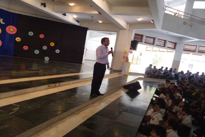 Essar International School-Auditorium