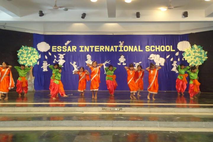 Essar International School-Cultural Program