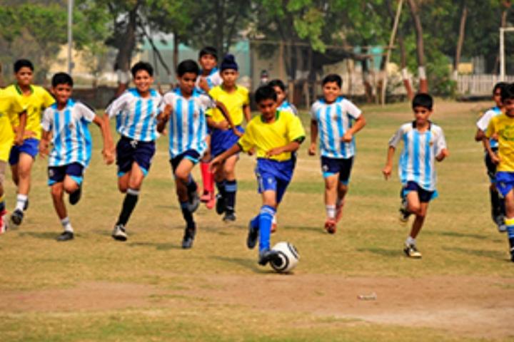 Essar International School-Sports