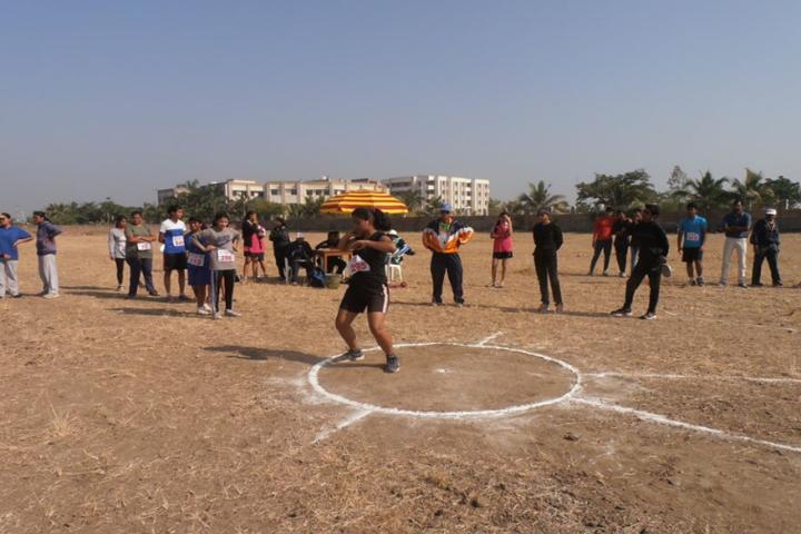 Essar International School-Play Ground