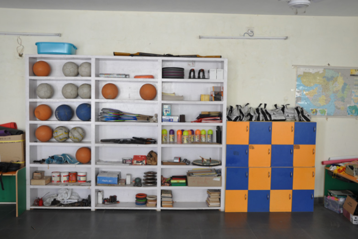 Euro Global Academy-Sports store