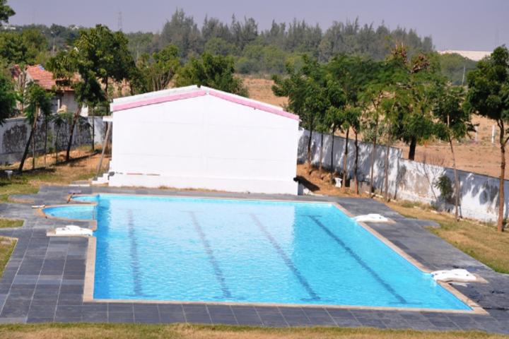 Euro Global Academy-Swimming pool
