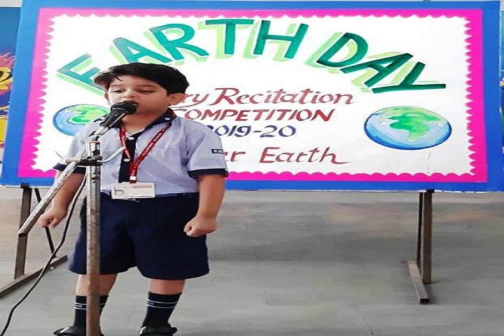 Fellowship Mission School-Earth Day Celebration