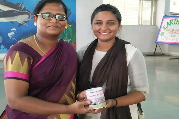 Fellowship Mission School-Teachers Felicitation