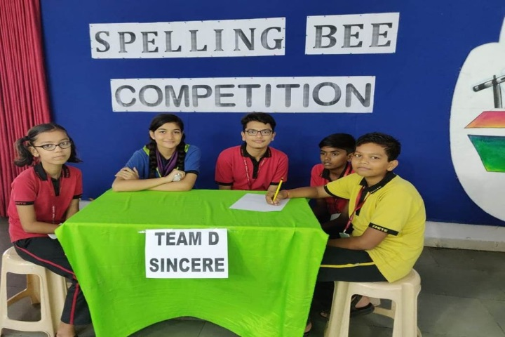 Fellowship Mission School-Spelling Competition