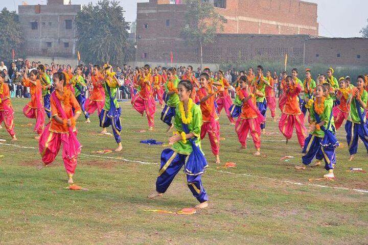 Firdaus Amrut Centre School-Dance