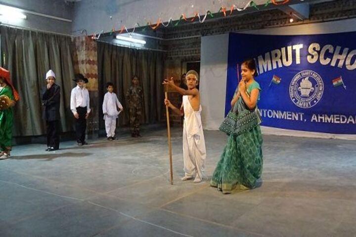 Firdaus Amrut Centre School-Drama