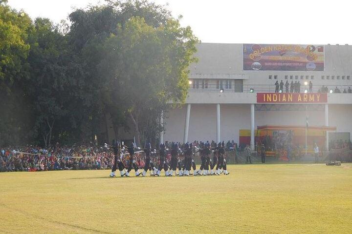 Firdaus Amrut Centre School-Educational Trip