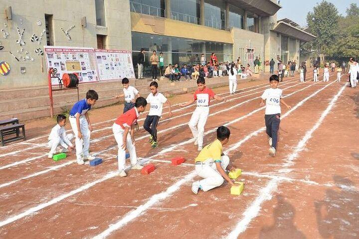 Firdaus Amrut Centre School-Games