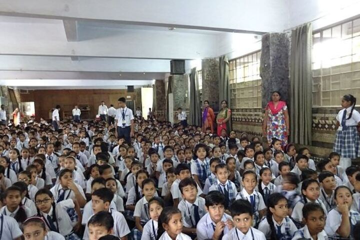 Firdaus Amrut Centre School-Independence Day Celebrations