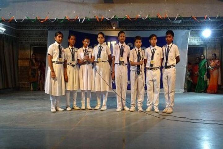 Firdaus Amrut Centre School-Singing