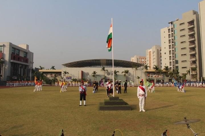 G D Goenka International School-Republic Day Celebrations