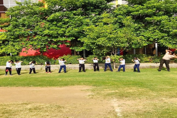 Gems Genesis International School-Exercise Activity