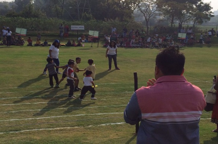 Gems Genesis International School-Pre Primary Sports