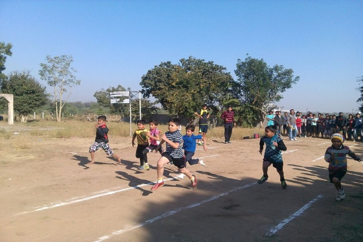 Gems Genesis International School-Running Competition