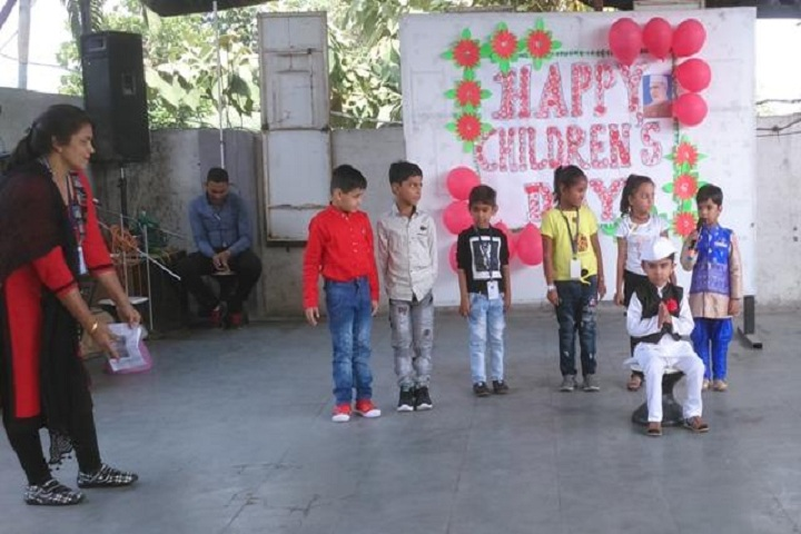 Genius Educational Academy-Childrens Day Celebrations