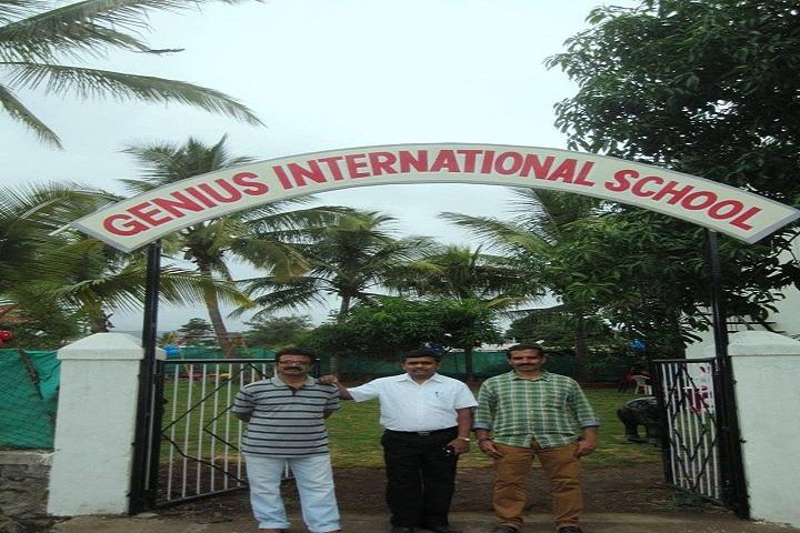 Genius International School-Campus View