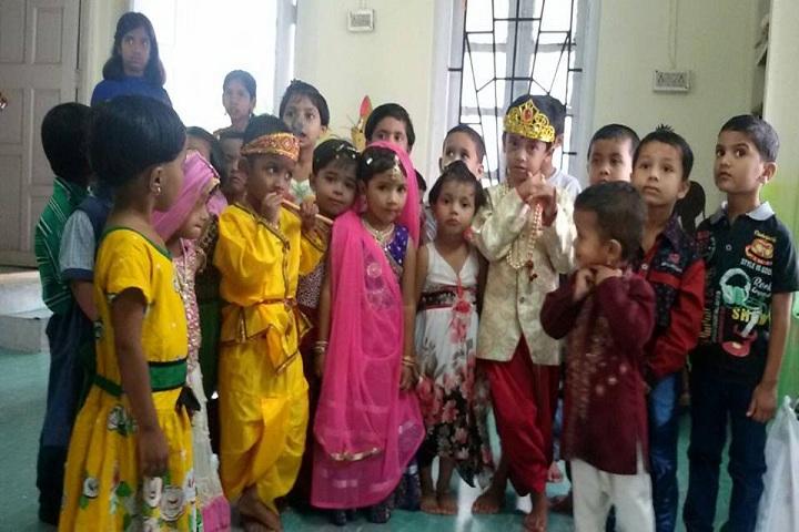 Genius International School-Festival Celebrations
