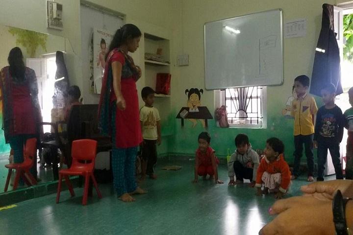 Genius International School-Primary Classroom