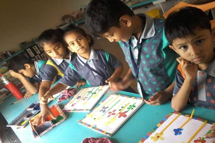Global Discovery School-Art Work