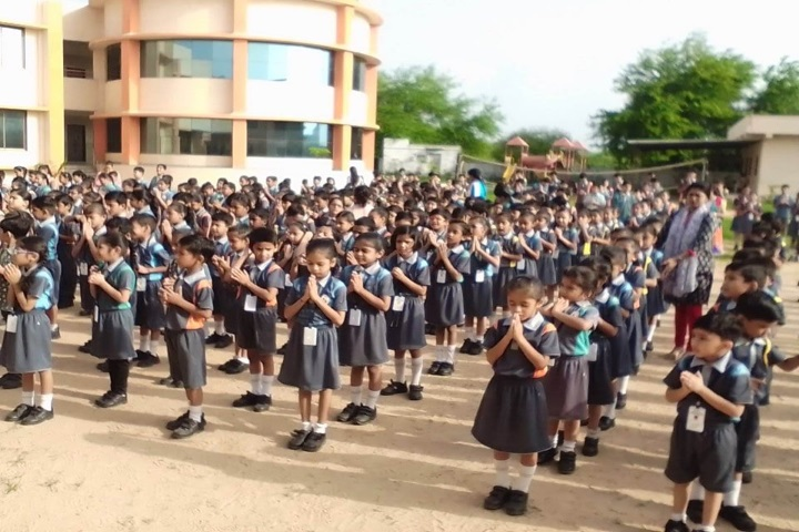 Global Discovery School-Assembly