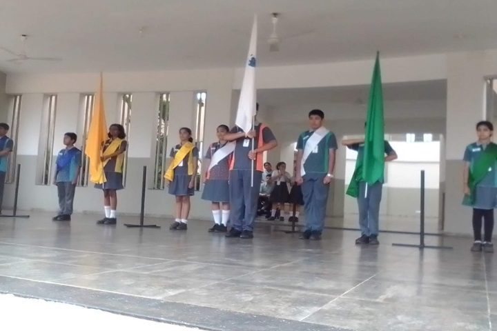 Global Discovery School-Investiture Ceremony