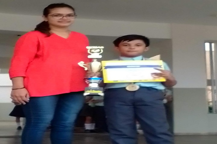 Global Discovery School-Prize Winner