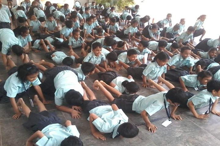 Global Discovery School-Yoga