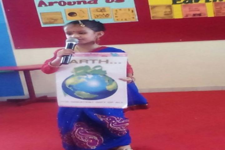 Global Discovery School-Story Telling