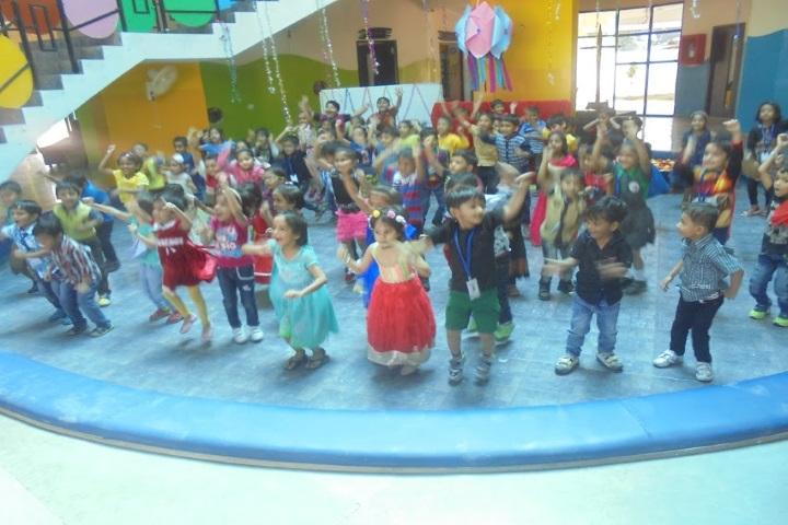 Global Discovery School-Dance