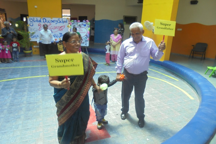 Global Discovery School-Grand Parents Day