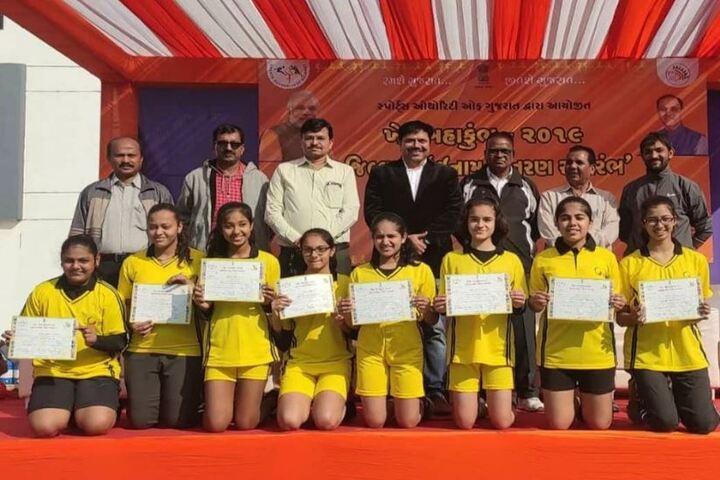 Global Indian International School-Achievement