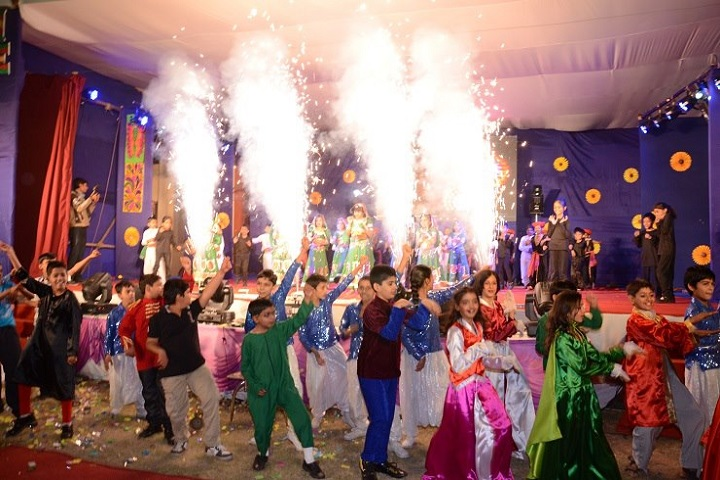 Global Indian International Schools-Annual Day Celebration