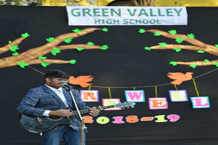 Green Valley High School-Farewell