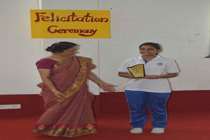 Green Valley High School-Felicitation Ceremony