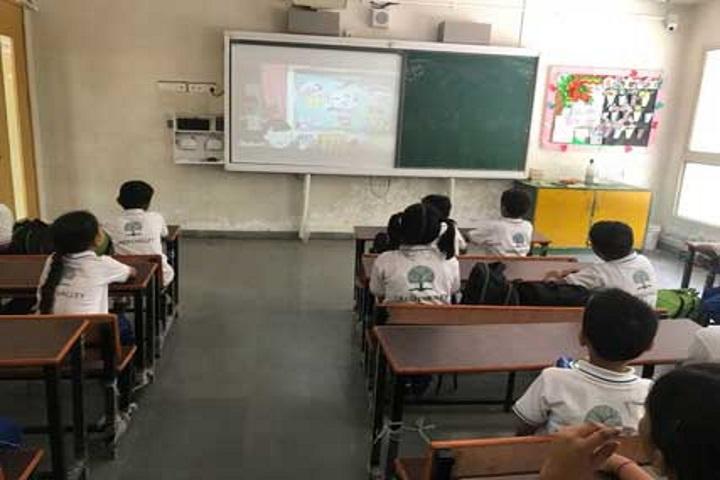 Green Valley High School-Audio Visual Classroom