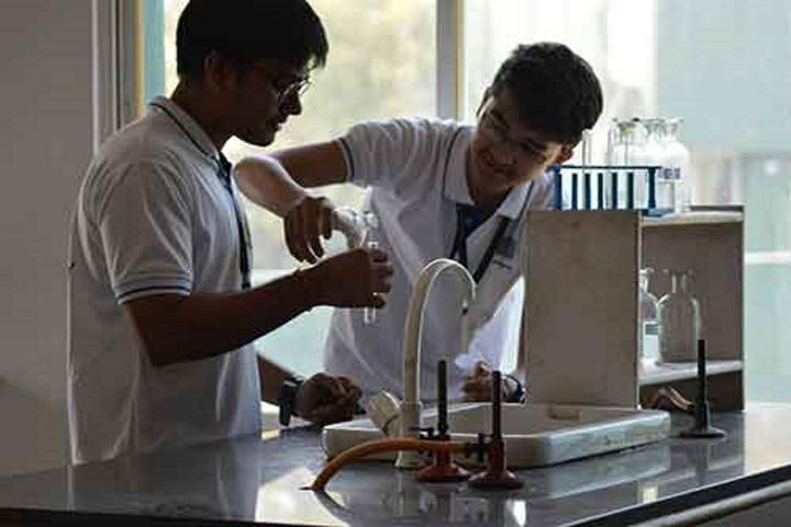 Green Valley High School-chemistry Lab